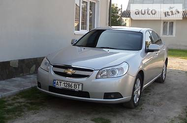 Chevrolet Epica 2.5 RESTYLING 2010