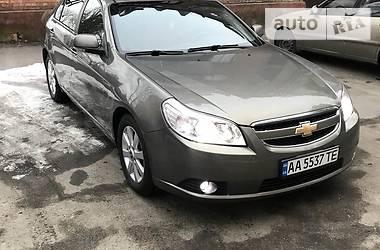 Chevrolet Epica 2.5 2009