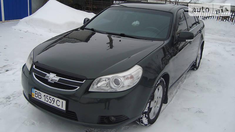 Chevrolet Epica 2008 року