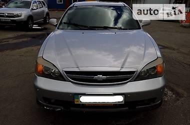 Chevrolet Evanda CDX 2004