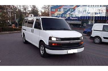 Chevrolet Express пасс. LUXURY EXCLUSIVE 2003