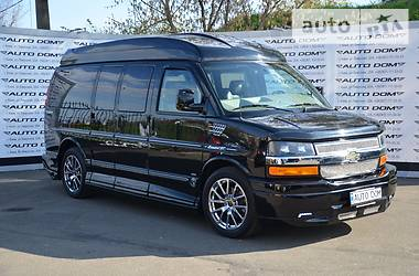 Chevrolet Express пасс. Limited MASSAGE 2014
