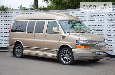 Chevrolet Express пасс. LIMITED SE 2011