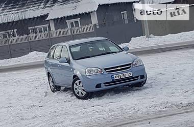 Chevrolet Lacetti 1.8 универсал 2010