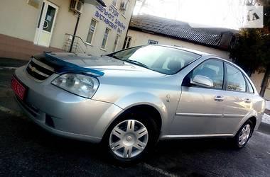 Chevrolet Lacetti GAZ 2004
