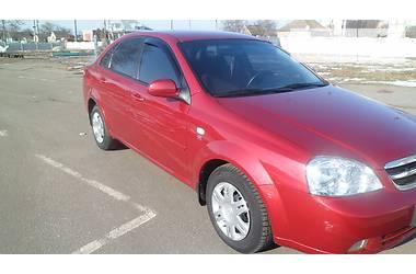 Chevrolet Lacetti 1.6 2011