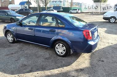 Chevrolet Lacetti 1.6 2004