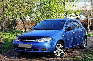 Chevrolet Lacetti 1.6 GAZ 2005