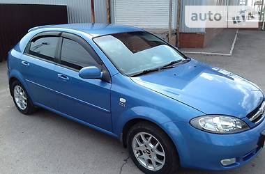 Chevrolet Lacetti 1.8 CDX 2008