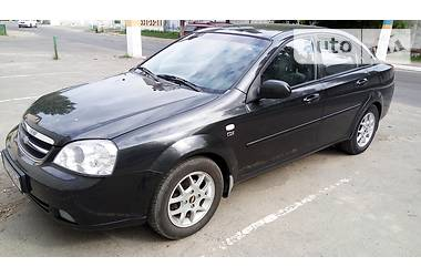 Chevrolet Lacetti 1.8 CDX 2007