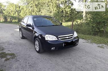 Chevrolet Lacetti 1.8 2013