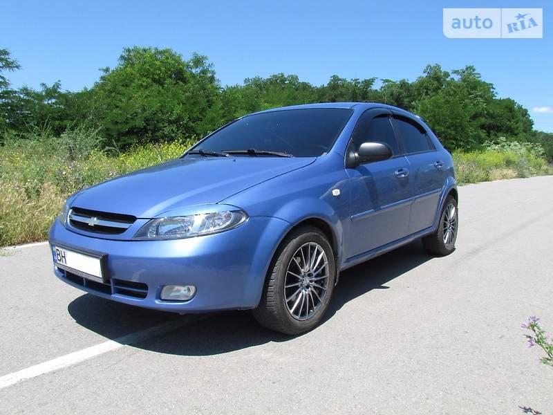 Технические характеристики Chevrolet Lacetti / Шевроле ...