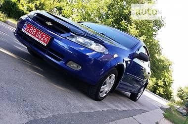 Chevrolet Lacetti Hatchback 1.6 2006