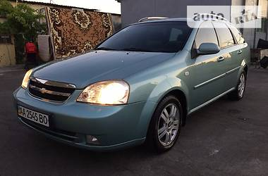 Chevrolet Lacetti 1.8 CDX 2006