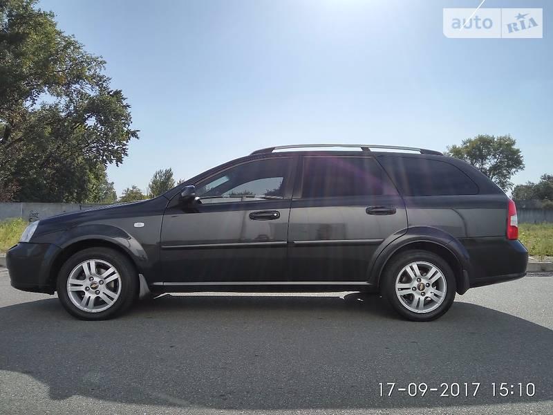 Chevrolet Lacetti 2005 года
