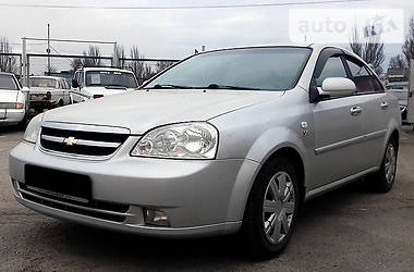 Chevrolet Lacetti SX 2008