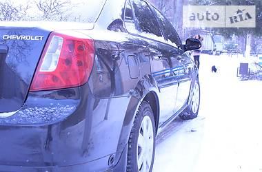 Chevrolet Lacetti 1.8 2012