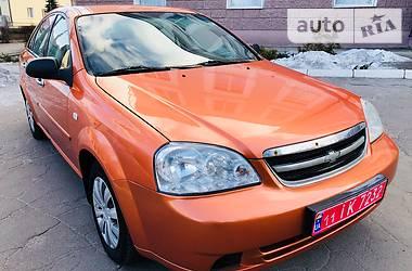 Chevrolet Lacetti GBO 2007