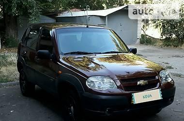 Chevrolet Niva 1.7 2004