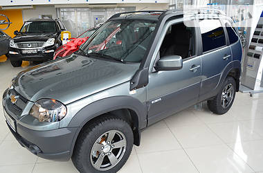 Chevrolet Niva LE+ 2017