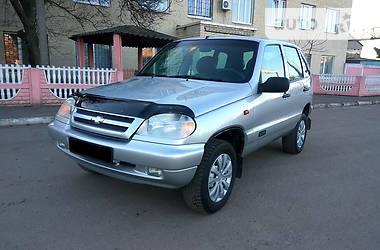Chevrolet Niva AC GAZ 2007