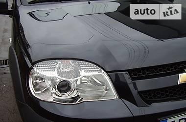 Chevrolet Niva ABS 2016
