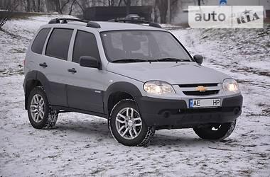 Chevrolet Niva BERTONEedition 2015