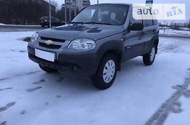Chevrolet Niva  2010