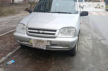Chevrolet Niva djhhsmzn 2006
