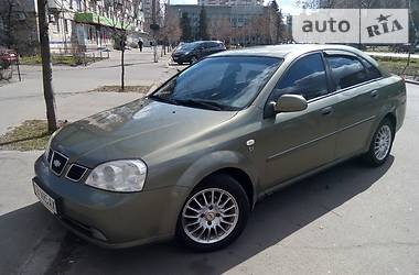 Chevrolet Nubira SX 2004