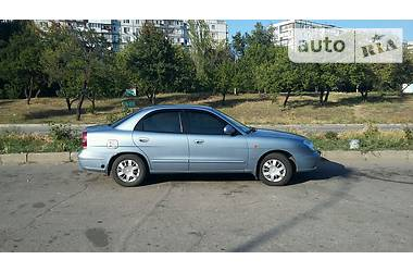 Chevrolet Nubira  2003