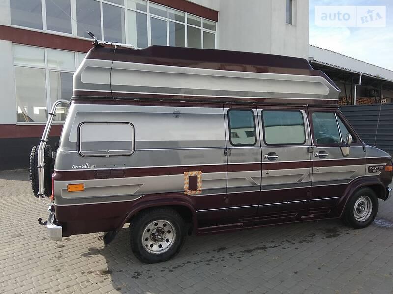 Chevrolet Overland