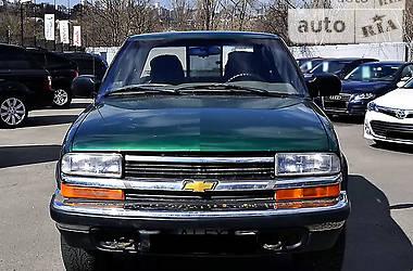 Chevrolet S-10 4.3 1999