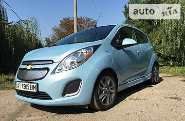 Chevrolet Spark Electric 2014