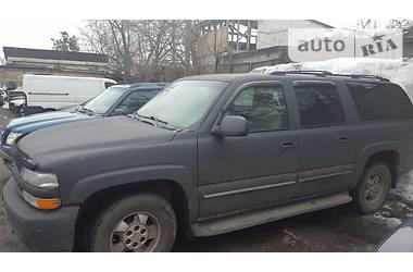 Chevrolet Suburban  2001