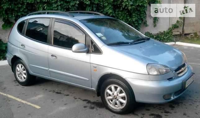 Chevrolet Tacuma 2005 року