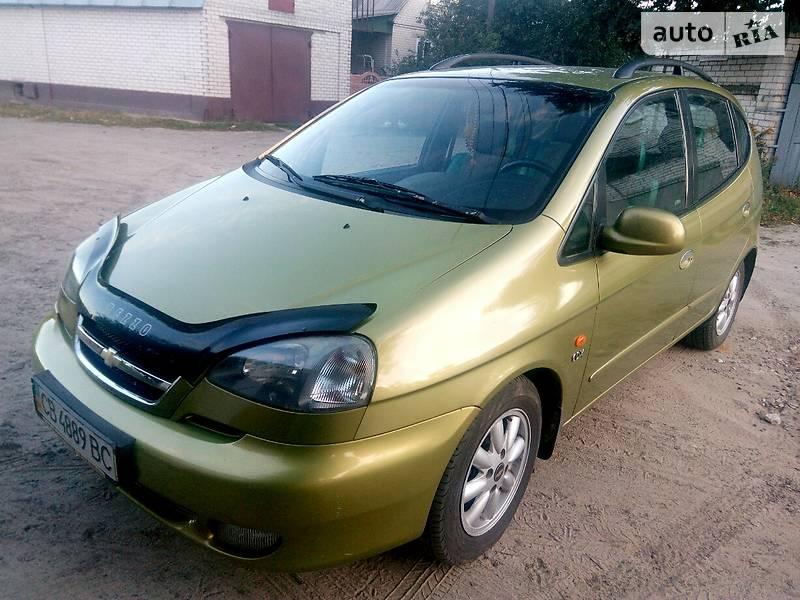 Chevrolet Tacuma 2004 года