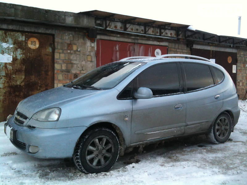 Chevrolet Tacuma