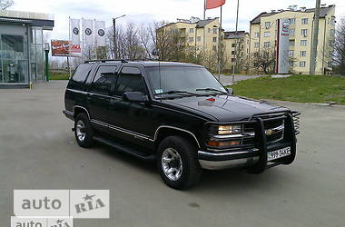 Chevrolet Tahoe   1996