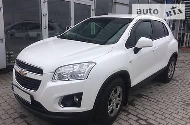 Chevrolet Tracker 1.8 МТ5 2014