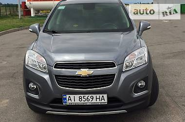 Chevrolet Tracker FULL 2014