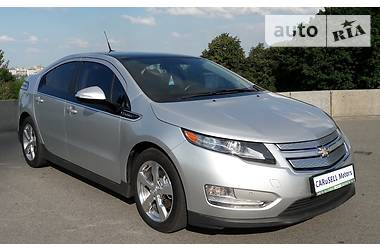 Chevrolet Volt PREMIER 2012