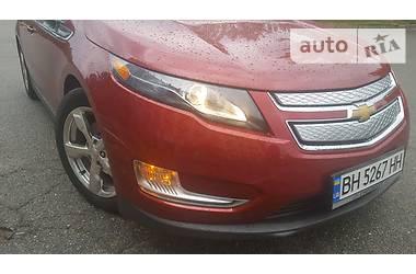 Chevrolet Volt Plug-in HYBRID 2012