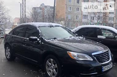 Chrysler 200 2.4 LIMITED 2013