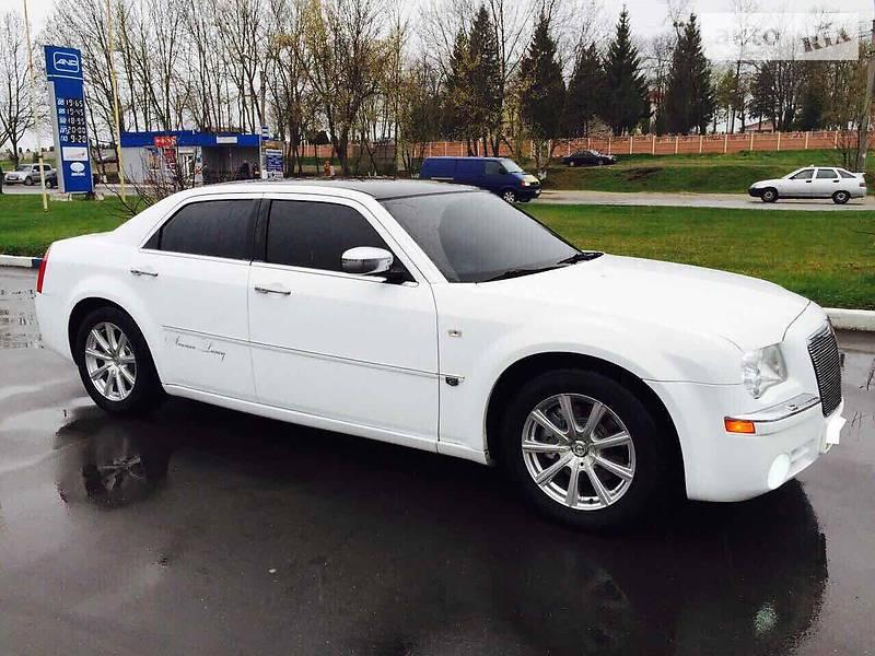 Chrysler 300 C 2007 року