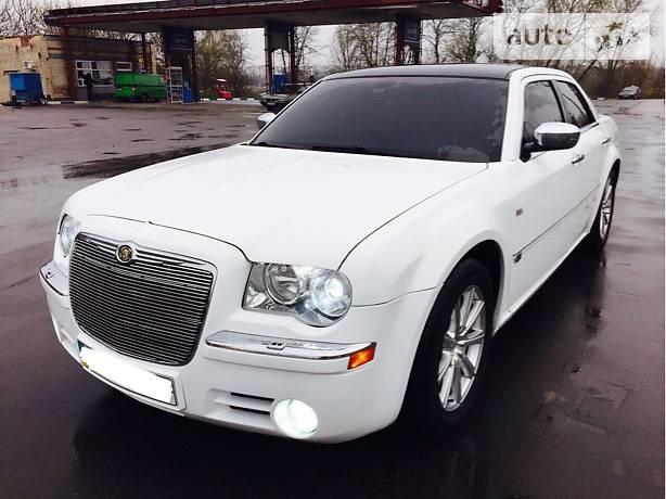 Chrysler 300 C 2007 года