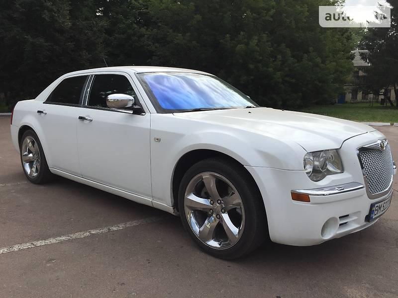 Chrysler 300 C 2008 года