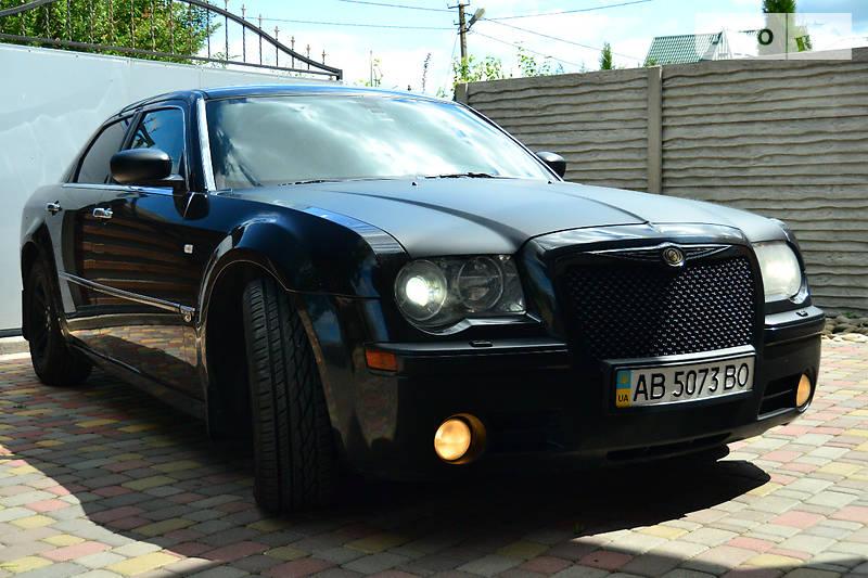 Chrysler 300 C 2005 года