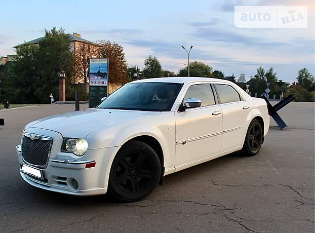 Chrysler 300 C 2008 року