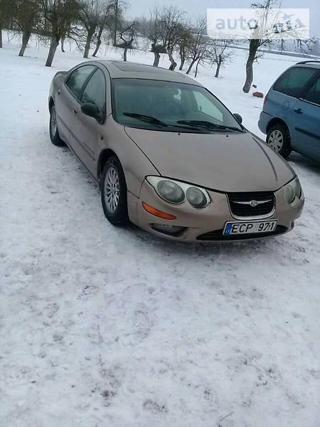 Chrysler 300 C 2001 года